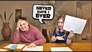 NEVER HAVE I EVER ft. MOM! (Uncomfortable)