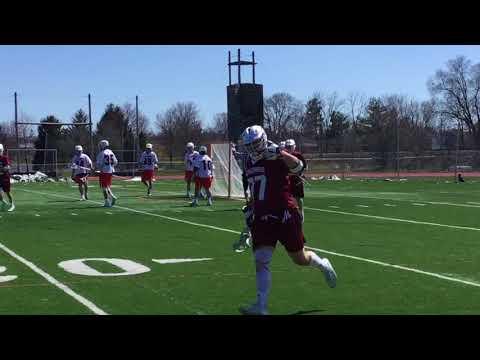 Muhlenberg College Lacrosse 2018 Highlights