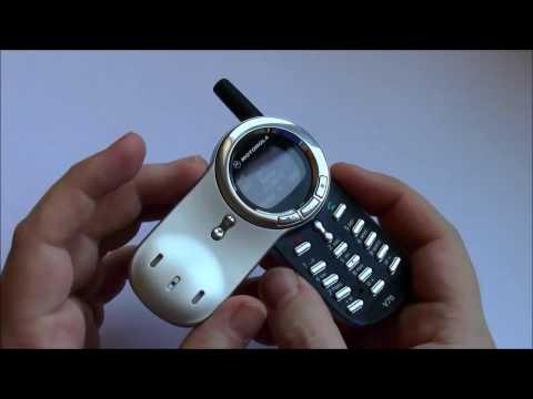 Motorola V70 пятнадцать лет спустя (2002) - ретроспектива