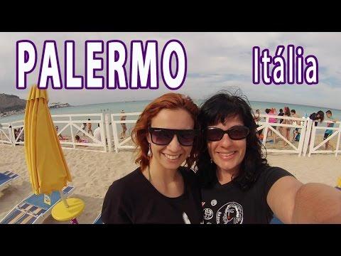 PALERMO, capital da Sicília - Itália - Guia Turístico
