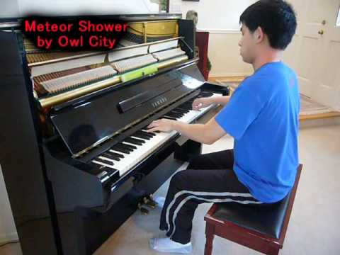 Owl City - Meteor Shower (Piano Cover by Will Ting) Music Video