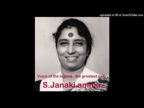 Omana Thinkal Kidaavo (the greatest lullaby ever sung by ♫ S.Janaki Amma ♫ )