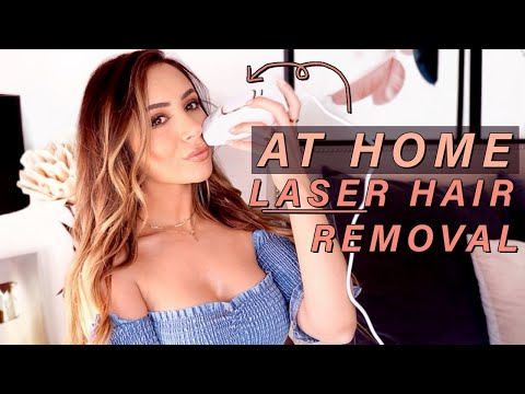 THE TRUTH ABOUT AT HOME LASER HAIR REMOVAL