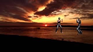 北海道自転車ツーリングの時、石狩市厚田海岸の夕景を撮影。 その動画に3Dアニメーションで作成した二人の決闘シーンを合成したものです。...