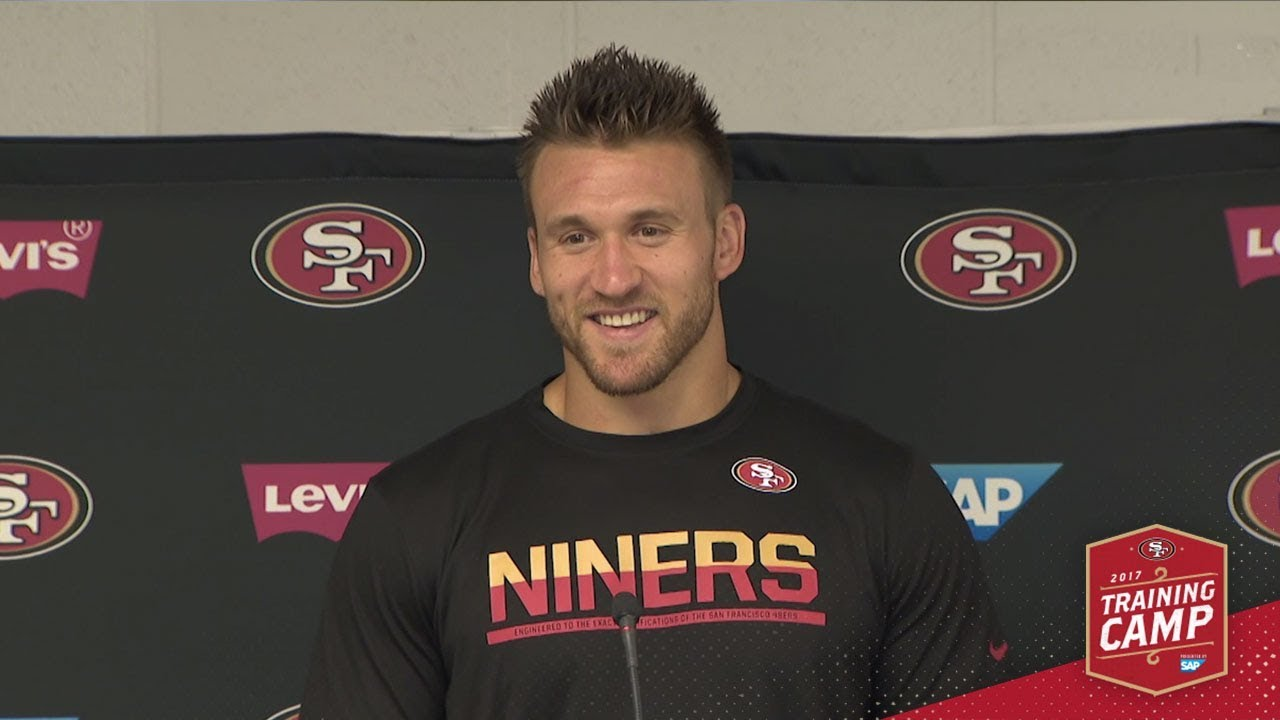 Kyle Juszczyk   49ers Working to Build Something Great  - YouTube 4045196b0