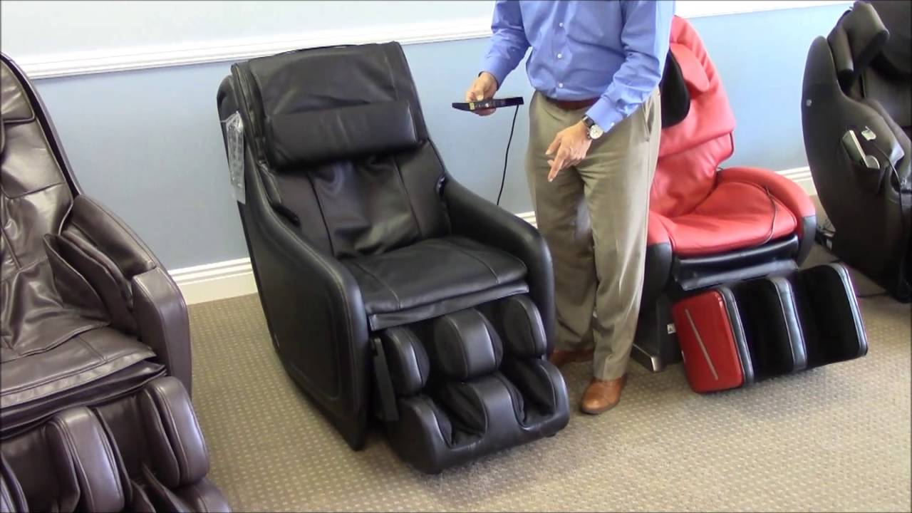 Htt Massage Chair Swing Hs Code Intro Human Touch Zerog 5 0 Youtube