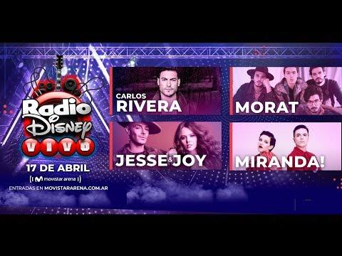 Radio Disney Vivo 2020 - Argentina