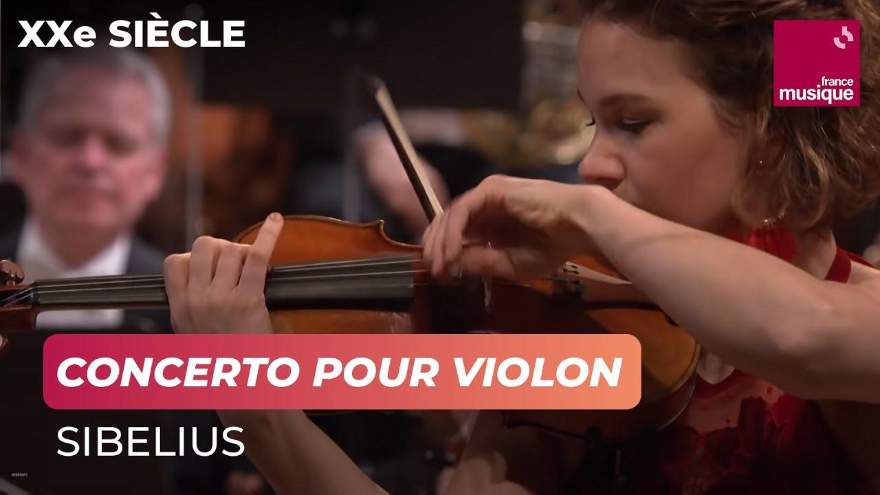 Download Sibelius : Concerto pour violon (Hilary Hahn)