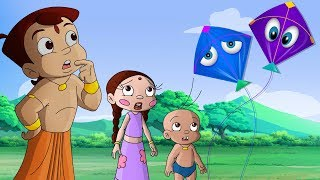 Chhota Bheem - Anokhen Patang ki Kahani! | Sankranti Special | Hindi Cartoon for Kids