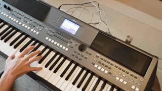 Yamaha PSR S670 - Colaj Azur la orga Resimi