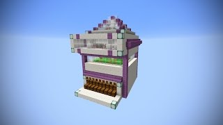 Ultimate Minecraft Farm - 6 Redstone Automatic Farms!