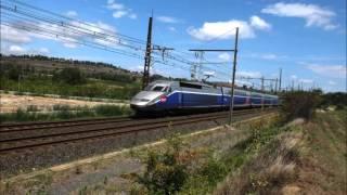 4-sprachige Ansage im TGV