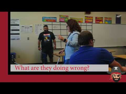 Royal Palm Middle School The Raider Way PBIS Learning Spaces Expectations Video