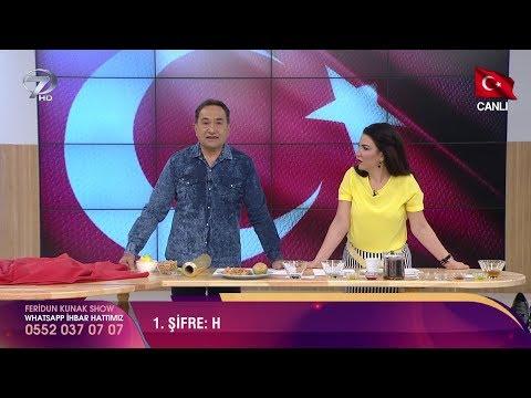 Dr. Feridun Kunak Show - 29 Ekim 2018