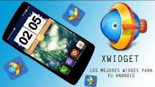 XWidget تطبيق لوضع ويدجيت الطقس او ساعة باشكال مختلفة يمكنك تحميلها ووضعها على هاتفك screenshot 1
