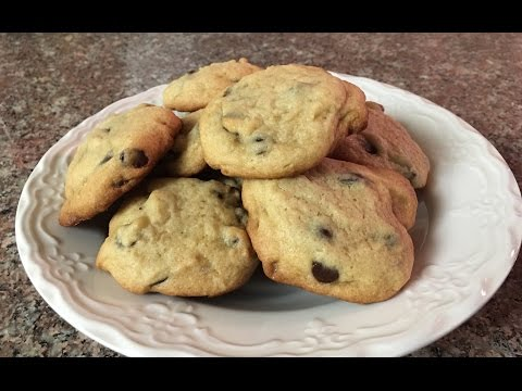 Chocolate chip cookies without  brown sugar recipe