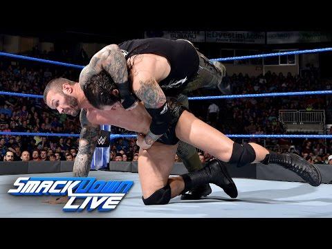 Randy Orton vs. Baron Corbin: SmackDown LIVE, May 16, 2017