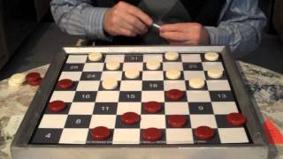 PLAY WITH A PURPOSE...CHECKERS AND DRAUGHTS