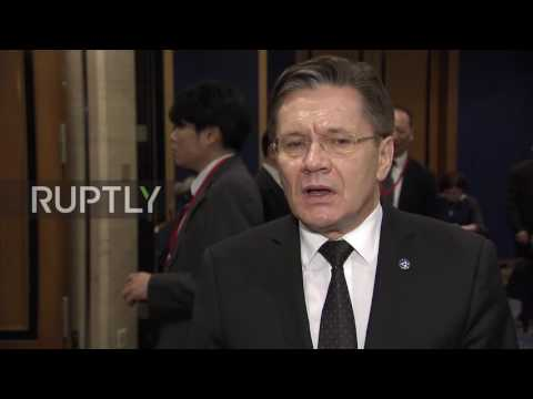 Japan: Russia and Japan sign agreement on nuclear energy - Rosatom CEO