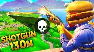 *LONGEST 130m* SHOTGUN KILL IN THE WORLD..!! | Fortnite Funny and Best Moments Ep.235