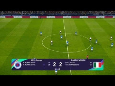 eFootball PES 2021 SEASON UPDATE Coop (Feat:Ivan)2 |