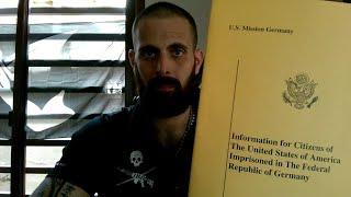 Fake News & The German Prison Cover Up - Greg Tambone