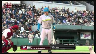 MLB 15 The Show :: I can FEEL IT! Home Run Time! :: MLB 15 The Show Road To The Show
