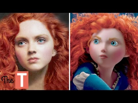10 People Who Accidentally Twinned With Disney Characters