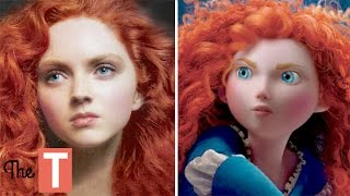 10 People Who Twinned With Disney Characters By Accident thumbnail