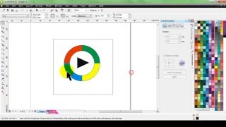 Tutorial Membuat Logo Windows Media Player di Corel Draw | Belajar CorelDRAW(Tutorial belajar Corel Draw X4. Cara membuat logo Windows Media Player., 2015-12-31T00:55:58.000Z)