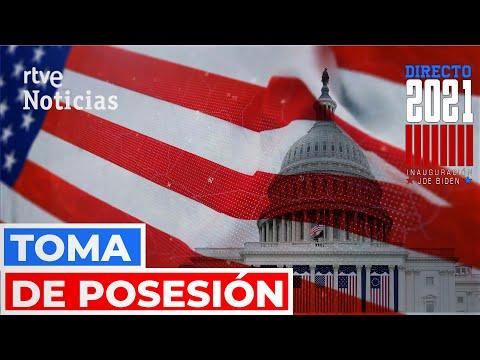 En directo 📹 Sigue la toma de posesión de Biden como presidente de los Estados Unidos