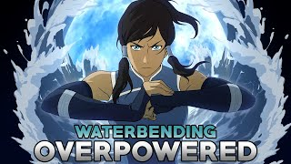 Download Waterbending is Overpowered and The Strongest Element in Avatar! Mp3 and Videos