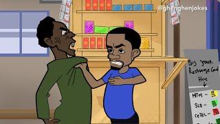 Download Kojo Comedy - KOJO AND ABOKI PALAVA (GHENGHENJOKES)