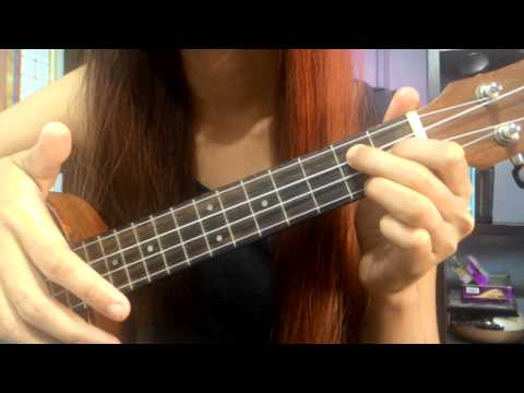 Zee Avi - Kantoi (Ukulele Tutorial by Amoi)