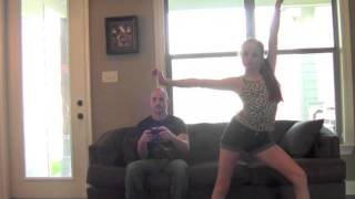 """daddy daughter dance """"worth it"""""""