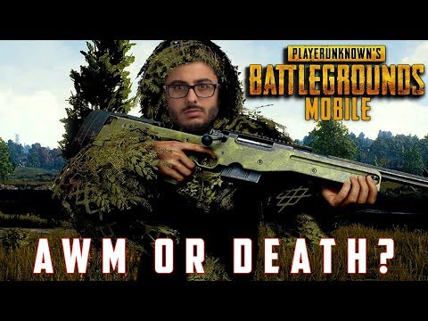 AWM OR DEATH? | PUBGM HIGHLIGHT AND FUNNY MOMENTS