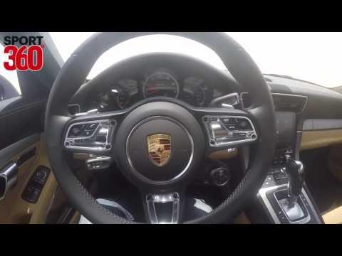 Watch the Porsche 911 Turbo in GoPro action