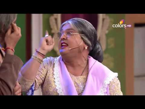 Comedy Nights with Kapil - Atif Aslam - 6th December  2014 -