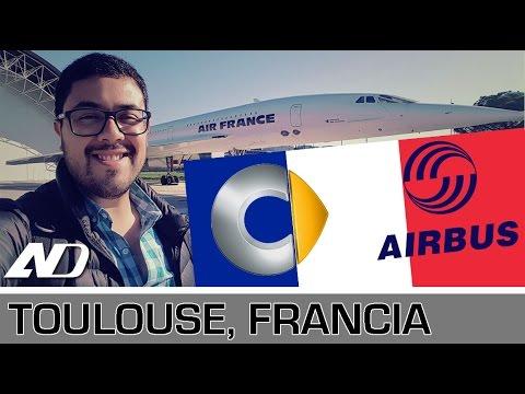 Toulouse, ciudad de aviones - Experiencia Smart EV - Vlog