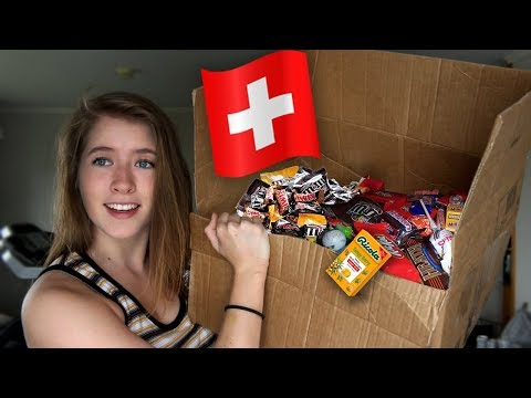 SWISS CANDY TASTE TEST