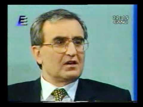 Besim Tibuk - Kanal E Haftanın Sohbeti 2/2
