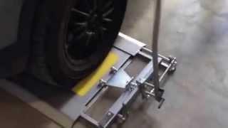 видео Диагностика основных узлов и механизмов подвески автомобиля