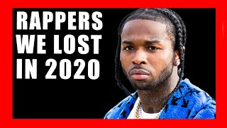 Rappers We Lost in 2020