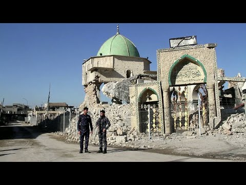Iraq: 6 months after liberation much of Mosul remains a ruin