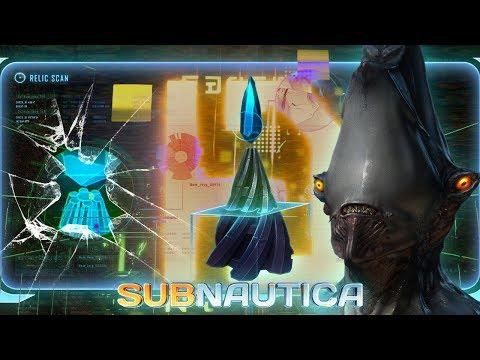 WE FOUND A PRECURSOR! - Subnautica - Precursor Seed, Home World & Reveal! - Full Release 1.0