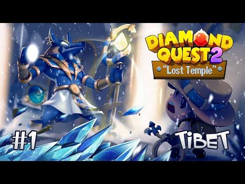 Diamond Quest 2 Tibet Stage 1