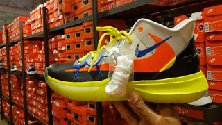SPOTTED THE NIKE KYRIE 5  ROKIT  SNEAKER AT THE NIKE OUTLET b395a1496