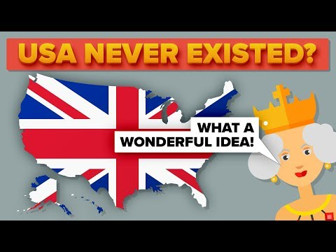 What if USA Never Existed?