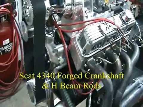 440 Mopar 8-71 Blower 900+ Horsepower