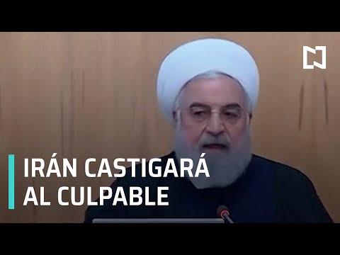 Irán promete castigo